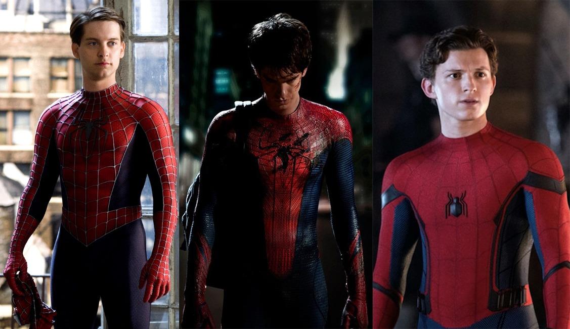Les 3 « Spiderman » réunis dans un seul et même film du MCU ? - Cultea