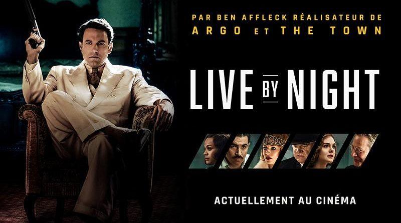 """""""Live By Night"""" de Ben Affleck : Une histoire simple à l'esthétisme raffiné [critique]"""