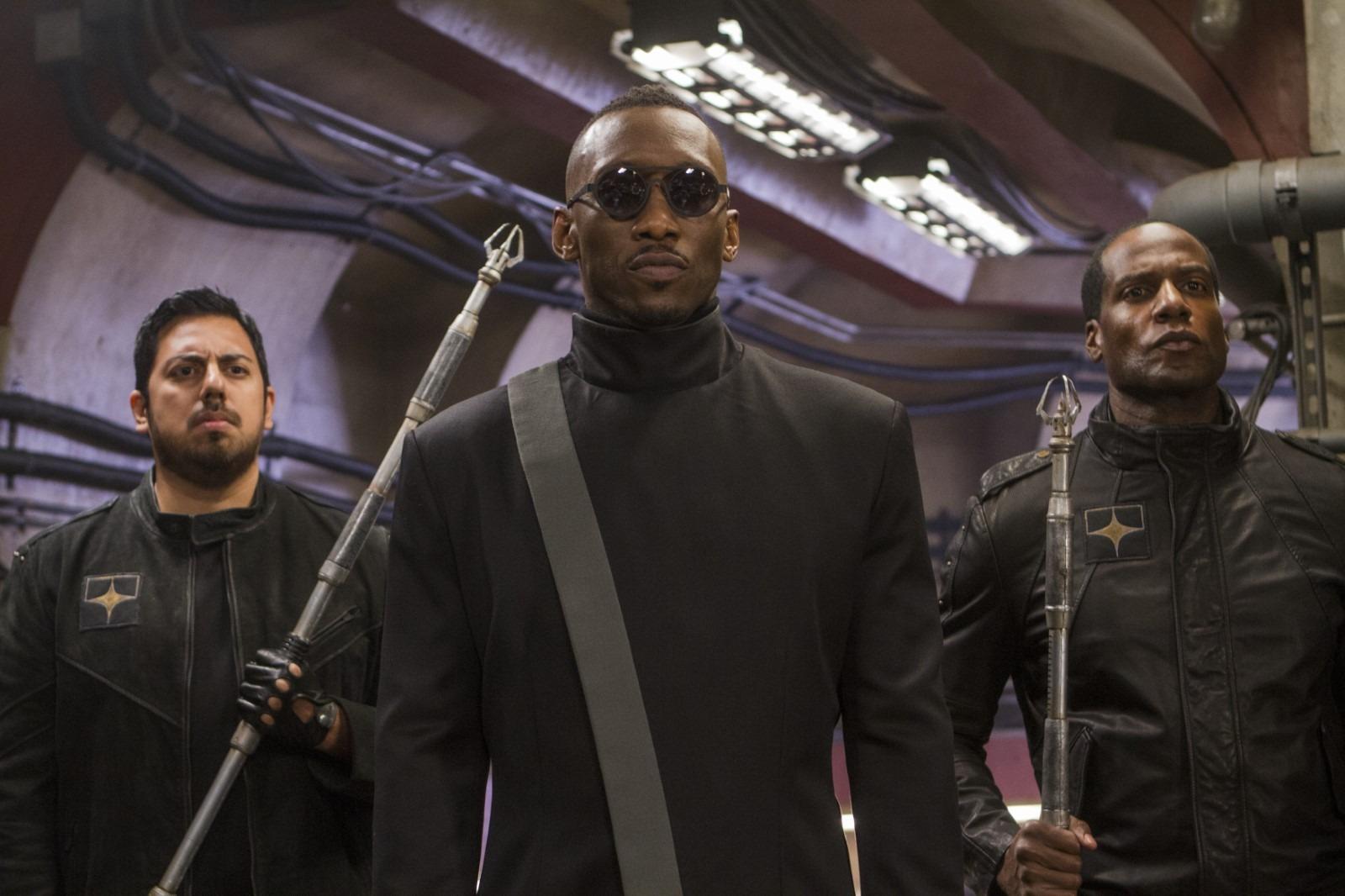 """Blade"" : Mahershala Ali peut-il surpasser Wesley Snipes ?"