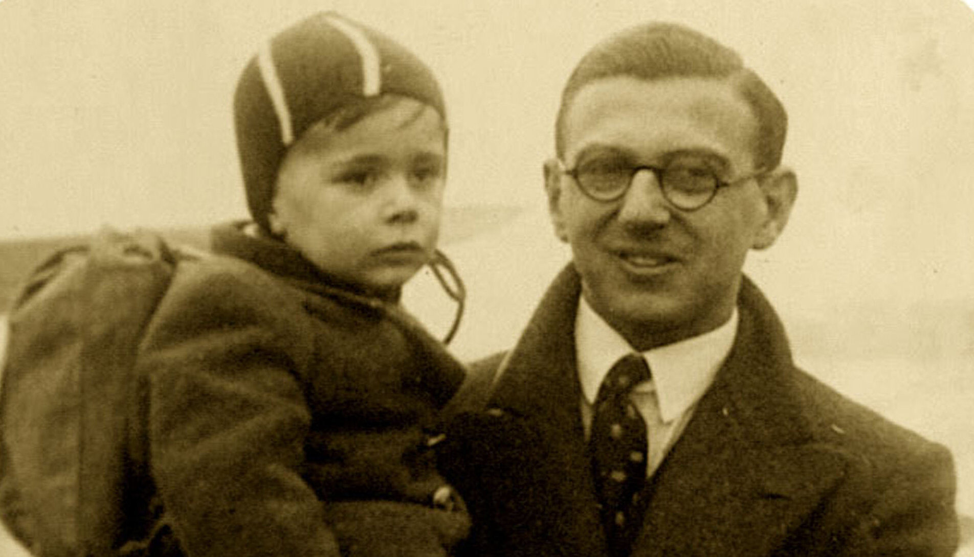 "Do you know Sir Nicholas Winton, the ""British Schindler""?"