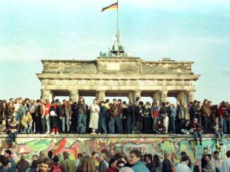 Il y a bientôt 60 ans, le mur de Berlin s'érigeait, divisant le monde...