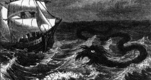 La presse du XIXe siècle ne manquera pas d'exposer des spéculations farfelues. Notamment une impliquant la présence d'une créature marine