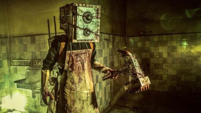 The Keeper, ennemi dans The Evil Within.