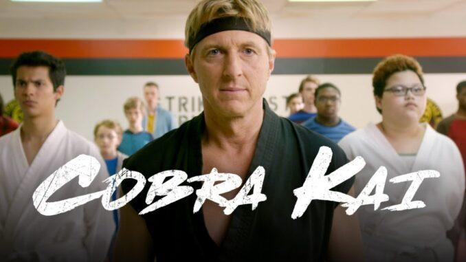"""""""Cobra Kai"""" est le digne héritier de """"Karaté Kid""""! [critique]"""