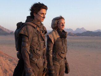 """Sans surprise, """"Dune"""" de Denis Villeneuve semble grandiose !"""