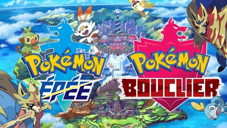 """""""Pokémon Epée & Bouclier"""" de Nintendo est peu original mais rudement efficace ! [Test]"""