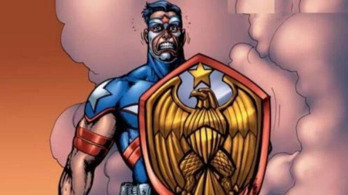 """Le """"Captain America"""" de """"The Boys"""" semble être un sacré phénomène !"""