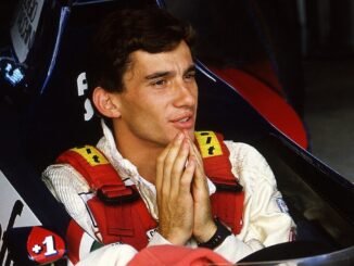 Le mythique pilote de Formule 1 Ayrton Senna aura le droit à sa série Netflix !