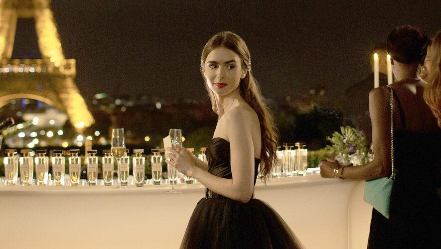 Netflix sort une nouvelle série en hommage à la Ville Lumière : «Emily in Paris» !