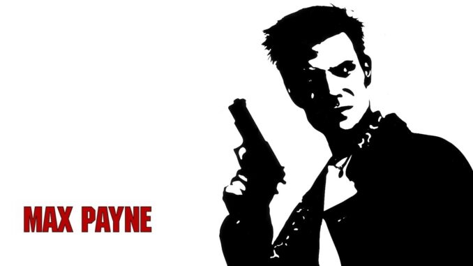 Max Payne, héros du jeu éponyme.