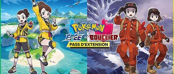 """Nouvelles infos sur le pass d'extension de """"Pokémon Épée et Bouclier"""" !"""