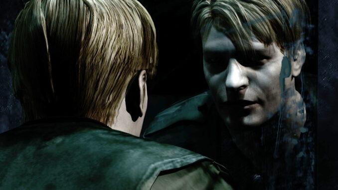 James Sunderland, Silent Hill 2.