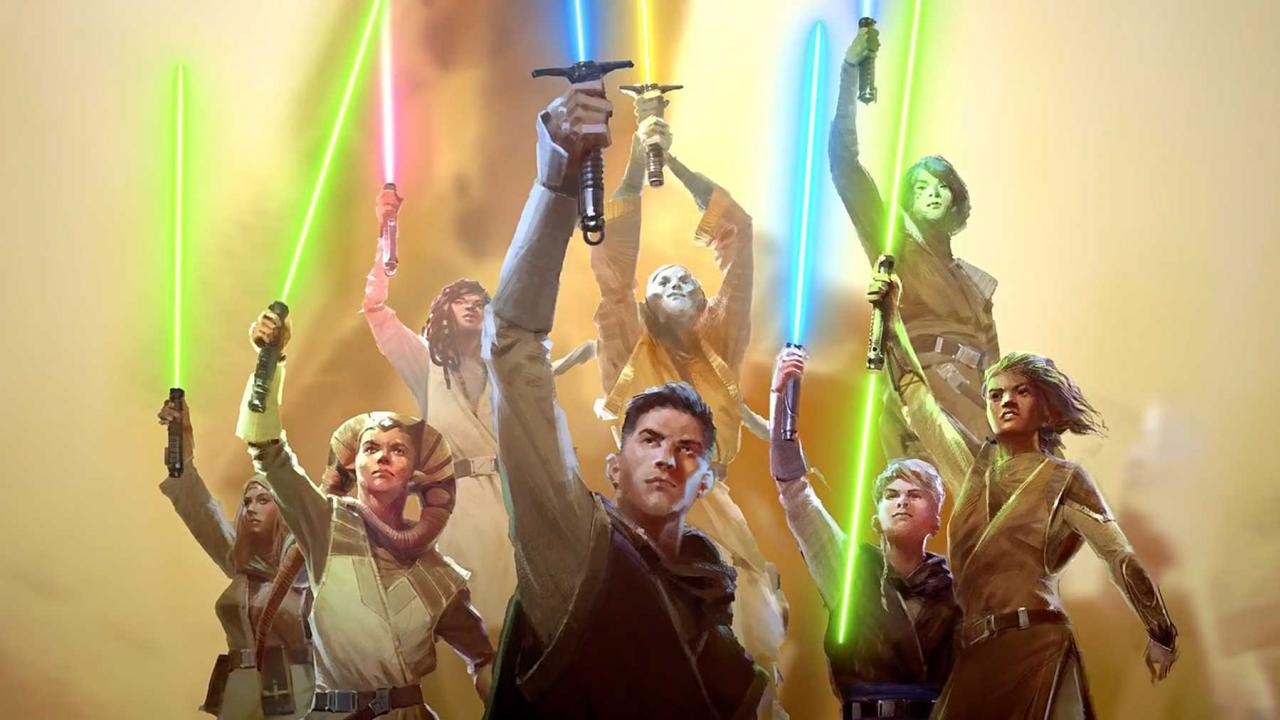 """Star Wars : un premier trailer pour présenter """"The High Republic"""""""