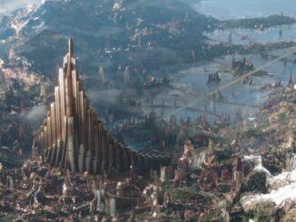 Asgard, la demeure des dieux de la mythologie nordique