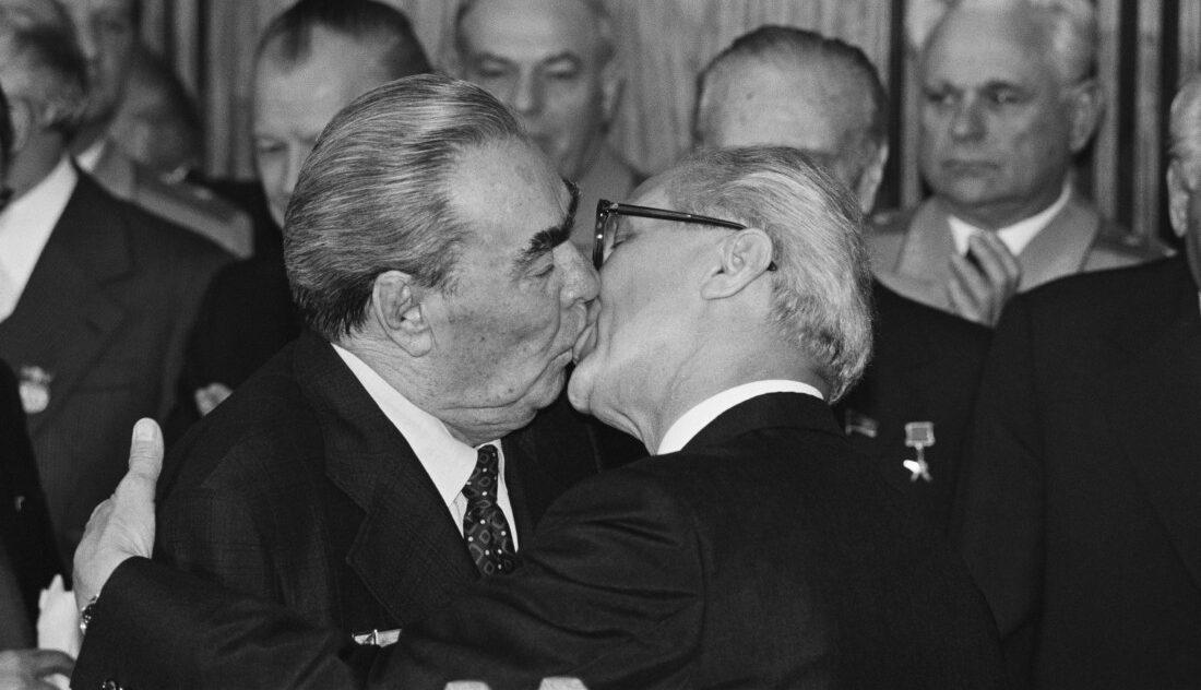 3 baisers emblématiques dans l'histoire de l'humanité