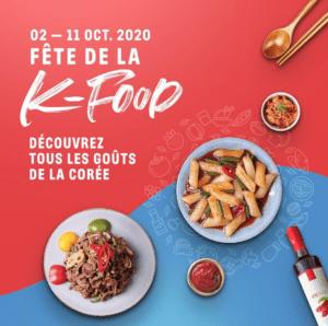 Fête de la K-Food 2020