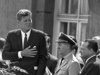 John Fitzgerald Kennedy face aux crises : le monde proche de la troisième guerre mondiale