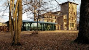 Photo de la demeure d'Ouches