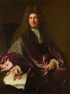 Portrait de Charles de la Fosse.