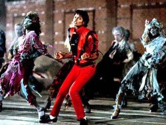 Le clip de Thriller