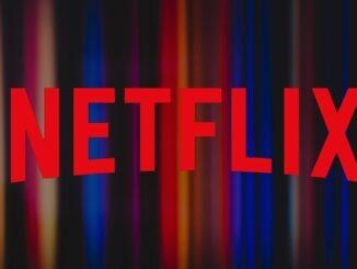 Netflix, plateforme payante de diffusion de films et séries.