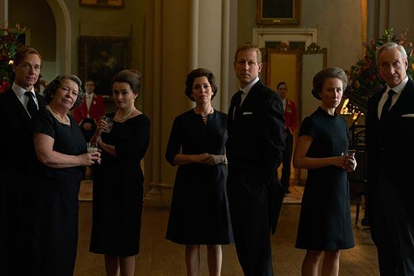 Casting principal de la saison 3 de The Crown sur Netflix
