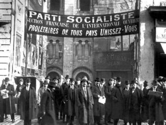 """Le """"Parti Communiste Français"""" fête ses cent ans en ce mois de décembre 2020"""