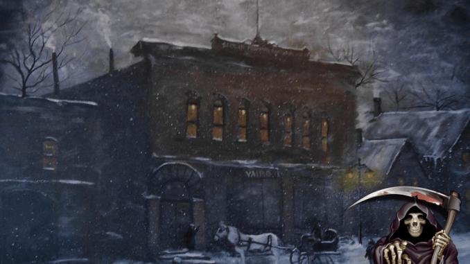 La tragédie de l'Italian Hall, la fête de Noël qui a tourné au carnage général !