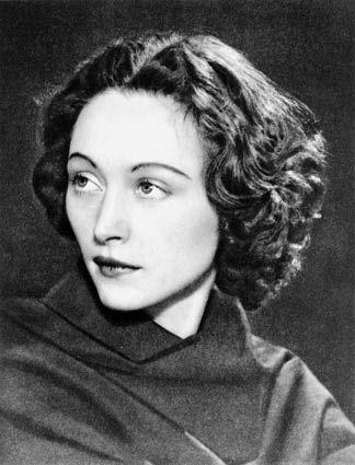Nusch Éluard, femme de Paul Éluard