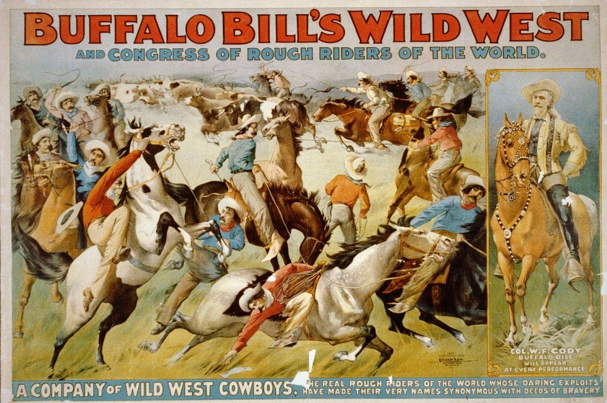 Le Wild West Show : le spectacle propagande du mythe de l'Ouest américain ?