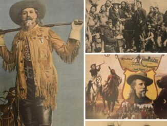 Buffalo Bill : qui était vraiment l'homme derrière le mythe ? (partie 1)