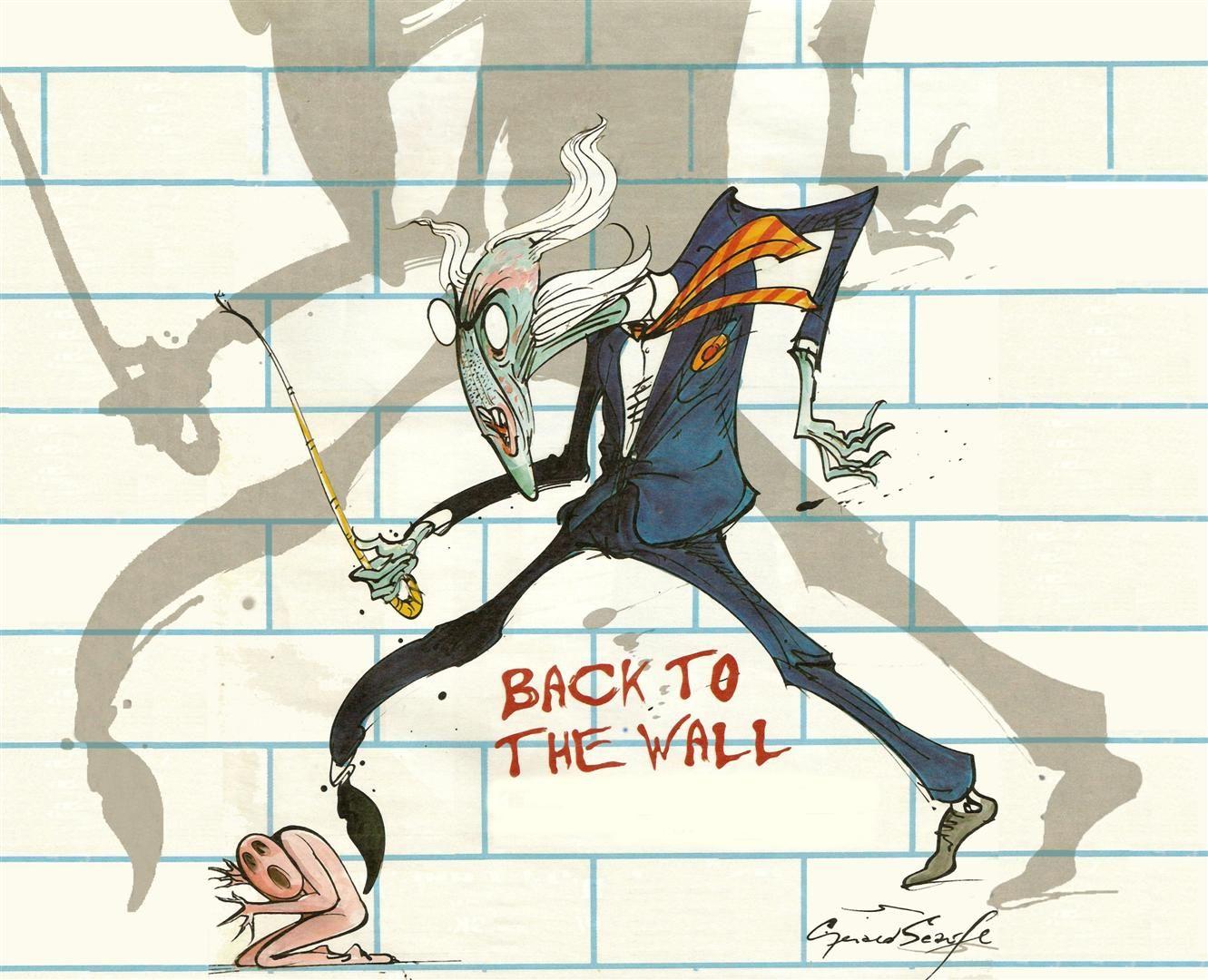 """""""Pink Floyd : The Wall"""" : comment cette œuvre a marqué son époque..."""