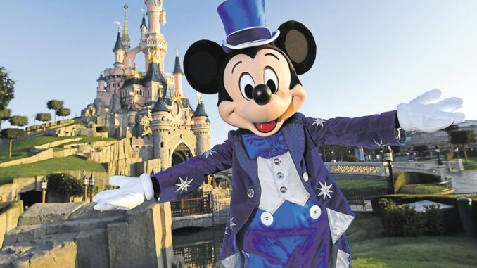 Le parc Disneyland Paris restera fermé jusqu'au 2 avril prochain