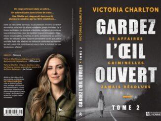 """""""Gardez l'œil ouvert"""", Tome 2 : découvrez le phénomène Victoria Charlton !"""