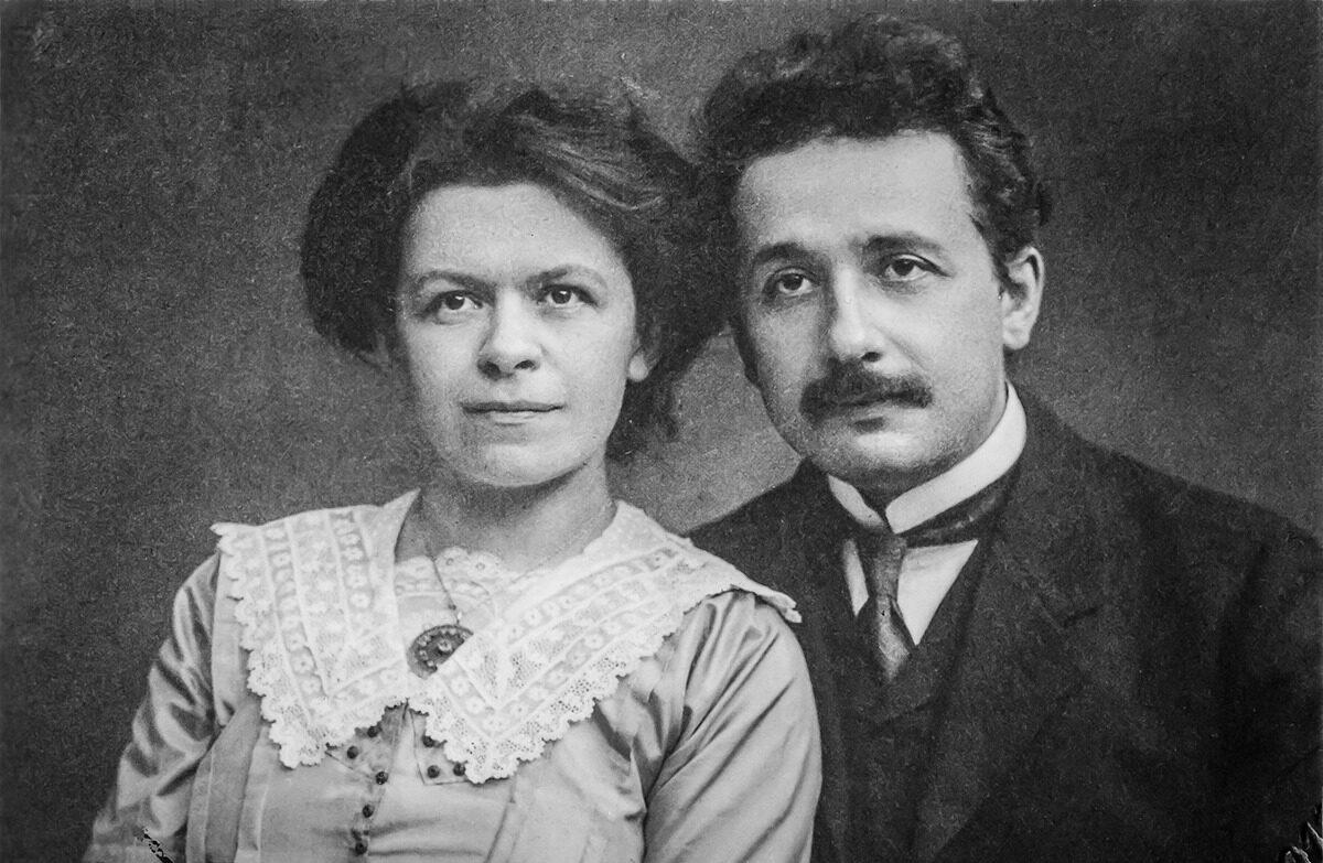 Mileva Einstein : la grande oubliée de l'histoire scientifique ?