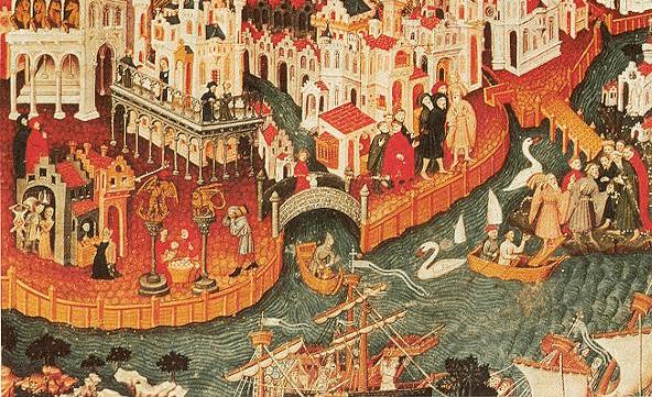"""Sur les pas de Marco Polo dans son """"Livre des merveilles"""" - Cultea"""