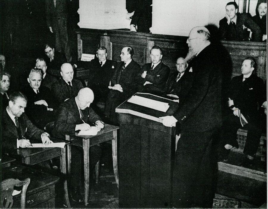 Que faisait le Danemark durant la Seconde Guerre mondiale ?