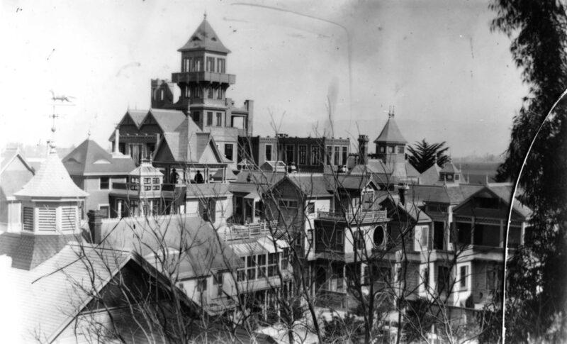 La maison Winchester : le lieu le plus hanté des États-Unis !