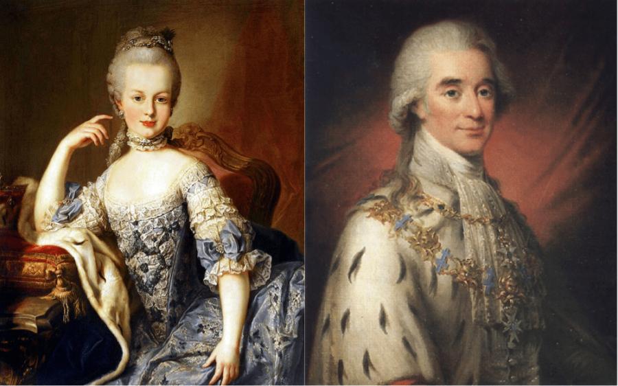 Connaissez-vous l'histoire d'amour de Marie-Antoinette et Axel de Fersen ? - Cultea