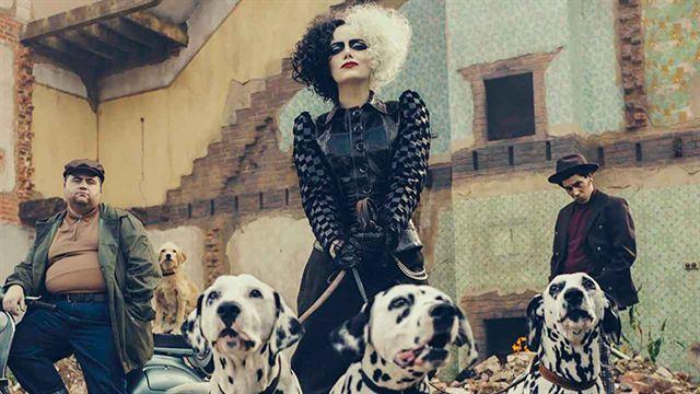 """""""Cruella"""" : le film dévoile son affiche et son trailer avec Emma Stone !"""