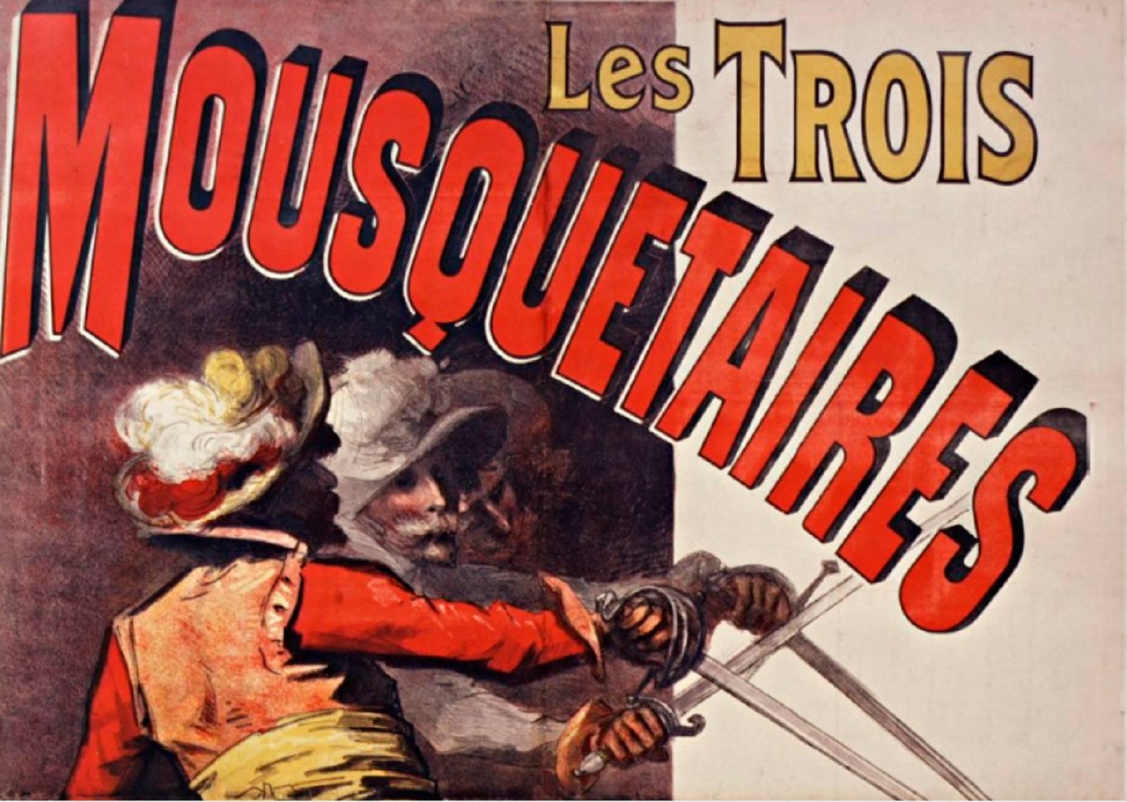 """""""Les Trois Mousquetaires"""" : Une nouvelle adaptation avec un incroyable casting !"""