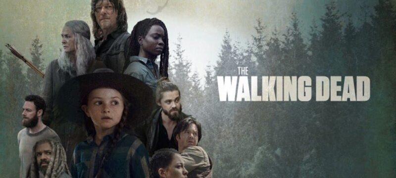 """Tournage de la dernière saison de """"The Walking Dead"""" !"""