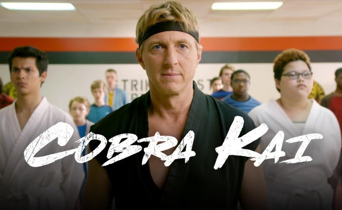 """""""Cobra Kai"""" : Le tournage de la saison 4 a débuté ! - Cultea"""