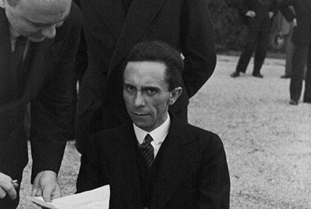 """""""Le regard de la haine"""" : quand Goebbels découvre que son photographe est juif - Cultea"""