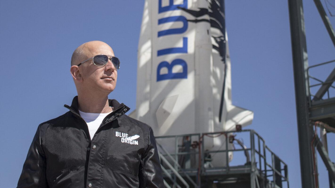 Jeff Bezos : quel avenir spatial pour le milliardaire après Amazon ? - Cultea