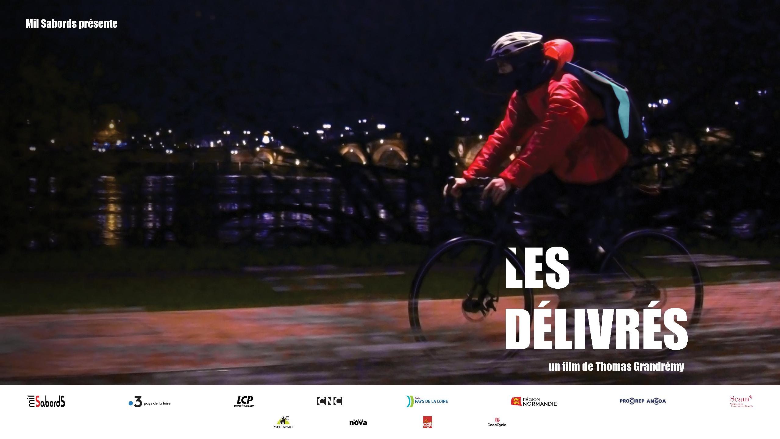 """""""Les Délivrés"""" : le documentaire qui dénonce les conditions de travail des livreurs"""