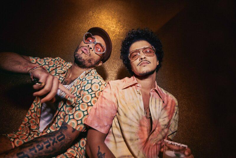 Bruno Mars et Anderson .Paak forment un nouveau duo : Silk Sonic ! - Cultea