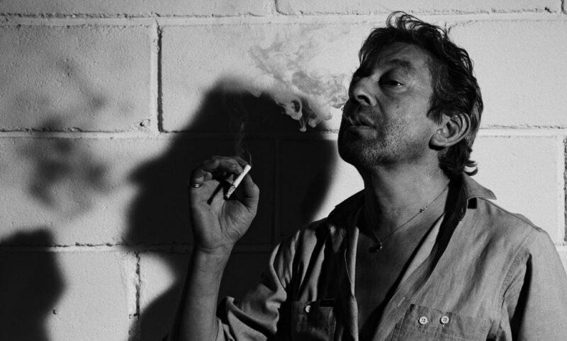 Serge Gainsbourg en cinq moments clés de sa vie et de sa carrière !