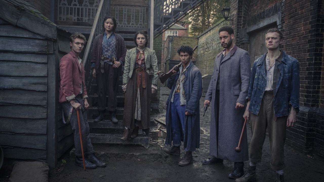 """""""Les Irréguliers de Baker Street"""" : que sait-on de la nouvelle série Netflix ?"""