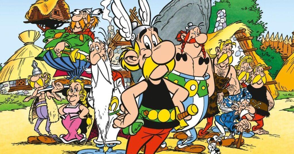 """Une nouvelle série animée """"Astérix"""" pour Netflix par Alain Chabat ! - Cultea"""